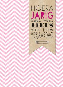 Verjaardagskaarten vrouw - Hip  Trendy - Echte kaarten maken  versturen | Hallmark.nl