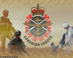 Canadian Forces - Proud to Serve