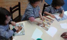 Trabalhos das alunas e alunos dos 3 anos, Ed. Goreti Duarte