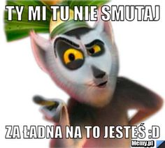 12 song playlist of songs everyone will like (from movies like Shrek) King Julian Quotes, Wtf Funny, Funny Memes, Funny Shit, Penguins Of Madagascar, Weekend Humor, Music Ed, Fun Music, Fun Songs
