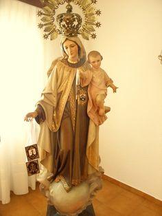 Maria del Carmen. Carmelitas descalzas de Daimiel