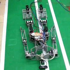 Latest Technology Gadgets, Robot Technology, High Tech Gadgets, Science And Technology, Futuristic Robot, Futuristic Technology, Robot Platform, Qhd Wallpaper, Robot Animal