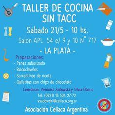 Actividades en La Plata