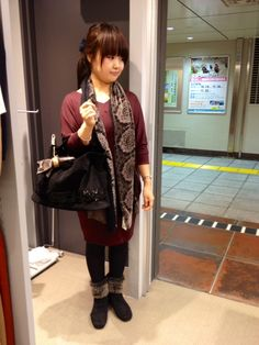 M.Narui(THE STATION STORE UNITED ARROWS LTD. Echika fit銀座店)