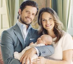 Prince Carl Philip, Princess Sofia and Alexander new photos
