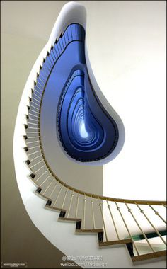 Choose your favorite spiral staircase photographs from millions of available designs. All spiral staircase photographs ship within 48 hours and include a money-back guarantee. Futuristic Architecture, Beautiful Architecture, Art And Architecture, Architecture Details, Escalier Design, Take The Stairs, Stair Steps, Stairway To Heaven, Grand Stairway