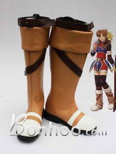 Anelace Elfead cosplay shoes
