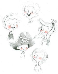 아이들 캐릭터