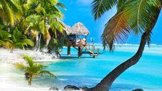 Aitutaki Rarotonga, Auraura Islands Cook