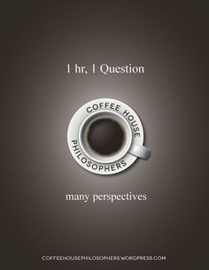 Coffee House Philosophers by Roger Hom, via Behance
