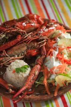 Food and Travel México Cuetzalan, abundancia en la montañaAcamayas al mojo de ajo