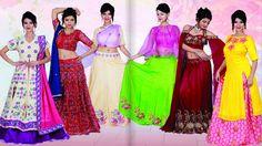 Designer Women Lehengas and Gowns Online at Sairandhri.  Shop Here : http://www.sairandhri.com
