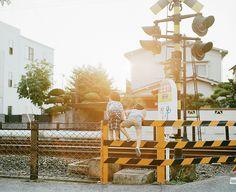 here comes the sun, by Hideaki Hamada