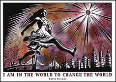 In the World to Change the World.