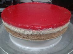 Cherry Bomb Cheesecake