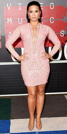 VMAs Best Dressed: Demi Lovato