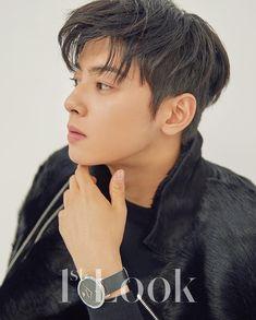 Astro's Cha Eun Woo for Magazine (November Issue. Check his pictoral below 👇 Pop Bands, Asian Actors, Korean Actors, K Pop, Cha Eunwoo Astro, Lee Dong Min, Sanha, Kdrama Actors, How To Pose