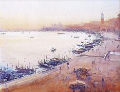 Joseph Zbukvic - one the world's best watercolour painters.