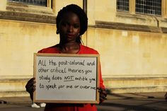 65 Students Of Colour Share Their Experiences Of Life At Oxford University