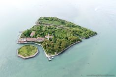 Poveglia is an island in the Venetian Lagoon which under the rule of Napoleon Bonaparte became a dumping ground for plague victims and later an asylum for the mentally ill.