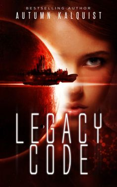 "http://bookbarbarian.com/legacy-code-by-autumn-kalquist-2/ Three hundred years ago, humanity fled a dying Earth for the stars. Colonist Era is raised with the knowledge that half of all pregnancies are terminated due to ""defective"" genes, but soon she uncovers a brutal conspiracy..."