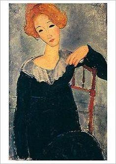 Modigliani                         My favorite painting.