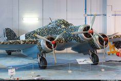 SAVOIA MARCHETTI 79 Sparviero está en exhibición en el Museo Storico dell' Aeronautica Militare Italiana en Vigna di Valle Airport, Roma, Italia.