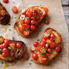 Tomato Bruschetta | Next time you want to make tomato bruschetta at home, follow these tomato bruschetta tips to guarantee your antipasti platter really shines.