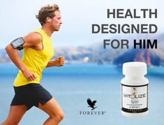 Vit♂lize™ men's combined with a healthy diet and exercise, offers a natural solution to support prostate health and men's vitality. Forever Living Aloe Vera, Forever Aloe, Diets For Men, Family Doctors, Health Insurance Companies, Forever Living Products, Health Promotion, Natural Solutions, Healthy People 2020