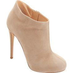 Barneys New York CO-OP Short Platform Ankle Boot - CO-OP Bar... - Polyvore