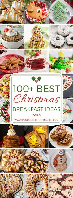 Start Christmas morning off right with these festive and delicious Christmas breakfast recipes. From make-ahead recipes and breakfast casseroles to the classics with a twist like egg nog French toast or gingerbread pancakes, there is a festive assortment of sweet and savory breakfast ideas for everyone. Plus, there are kid-friendly Christmas breakfast recipes that kids …