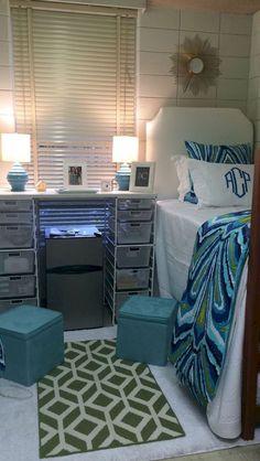Genius Dorm Room Decor Organization Ideas