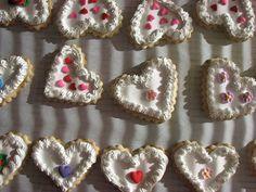 Heidi Bakes: Decorated Sugar Cookies
