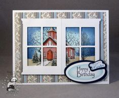 WT365 Winter Birthday_lb by Clownmom - Cards and Paper Crafts at Splitcoaststampers