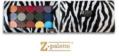 Z Palette Large Zebra Palette magnetica vuota versione large per creare palette personalizzate senza limiti, porta i tuoi trucchi sempre con te. Acquistala su vanityLovers http://www.vanitylovers.com/zpalette-large-zebra.html?utm_source=pinterest.com&utm_medium=post&utm_content=vanity-lovers-zpalette-largezebra&utm_campaign=pin-vanity