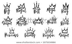 Find Crown Logo Graffiti Icon Queen King stock images in HD and millions of other royalty-free stock photos, illustrations and vectors in the Shutterstock collection. Thousands of new, high-quality pictures added every day. Graffiti Tattoo, Graffiti Lettering Fonts, Graffiti Doodles, Tattoo Lettering Fonts, Graffiti Drawing, Graffiti Alphabet, Street Art Graffiti, Graffiti Words, Graffiti Tagging