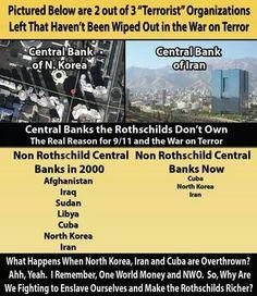 Rothschild 9/11 connection.