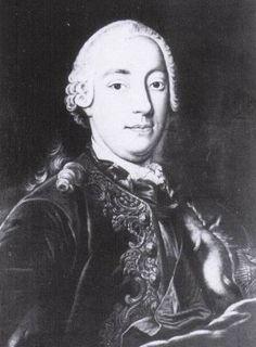 Ernst Frederik van Saksen-Coburg-Saalfeld, grootvader van Leopold I van Belgie, en van Koningin Victoria en van Prins gemaal Albert de echtgenoot van diens nicht Victoria