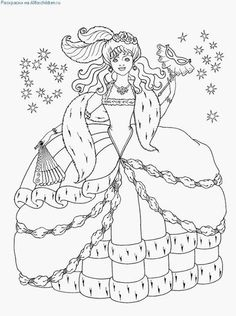 Princess Coloring Page From Royal Family Category Select 25887 Printable Crafts Of Cartoons Nature Animals Bible And Many More
