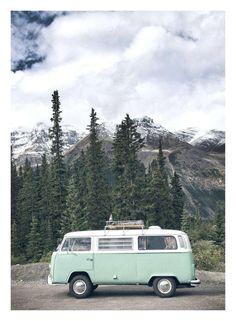 Travelling Scenery Photography Art Prints Mix & Match - 40X50 cm No Framed / B