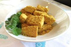 Baked Mock Chicken Tofu - TofuXpress Gourmet Food and Tofu Press Tofu Recipes, Vegan Recipes Easy, Gourmet Recipes, Vegetarian Recipes, Sweet Recipes, Tofu Dishes, Vegan Dishes, Vegan Food, Pressed Tofu Recipe