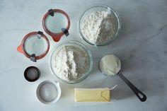 Cook's Illustrated's Foolproof Pie Crust.