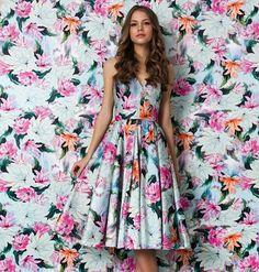 Muito amor por esse dress midi ❤️🌸#alfreda #luxo #alfredaoficial #marcadesejo #verao2017 #