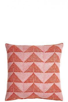 Chevron Decorative Pillow perfect to lay on your couch or bed for decor.  Need an apartment in Southern New Hampshire?  Let Red Oak Apartment Homes Help.  www.redoakproperties.com  #redoaklife
