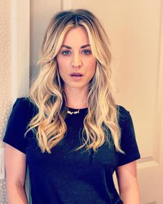 Picture of Kaley Cuoco 10 Most Beautiful Women, Beautiful Celebrities, Beautiful Females, Beautiful Actresses, Kaley Cuoco, Disney California Adventure, Amy Farrah Fowler, Celebrity Babies, New Instagram