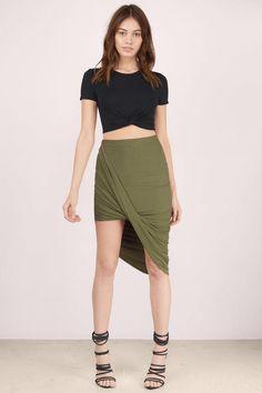 Nina Wrap Skirt