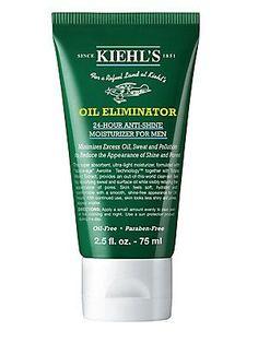 Kiehl's Since 1851 Oil Eliminator 24-Hour Anti-Shine Moisturizer for M