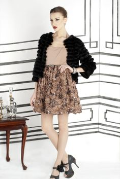 GIO KATHLEEN: Alice + Olivia Fall Winter 2011/2012 Ready-To-Wear collection