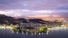 Како дише Рио де Жанеиро?