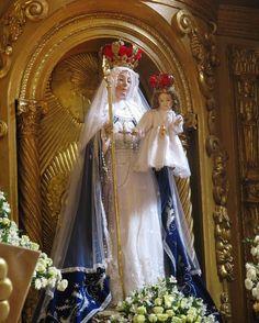 La Eucaristía y la Virgen María son las dos columnas que han de sostener nuestras vidas. San Juan Bosco. Dios bendiga nuestra noche!
